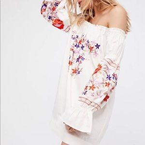 🆕 Free People Fleur Du Jour Dress